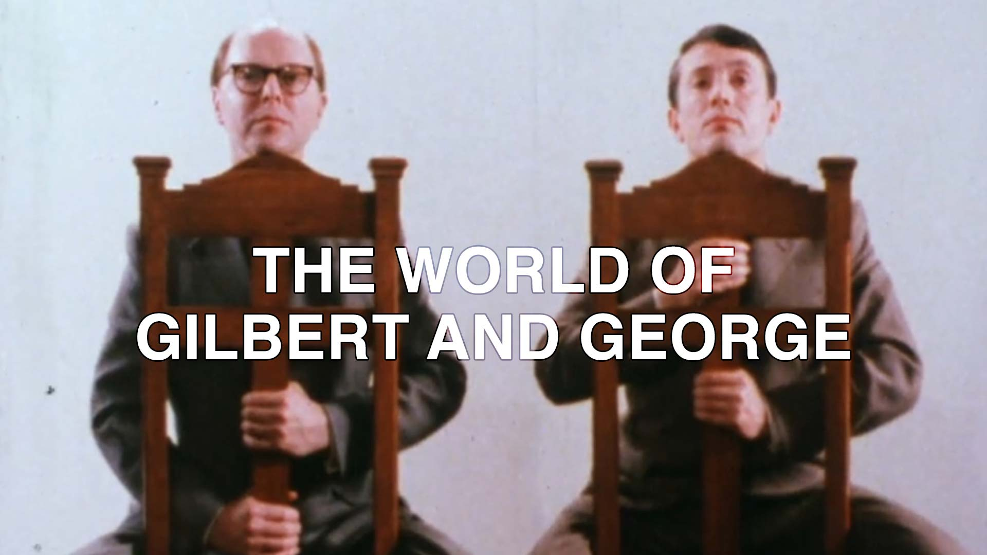 The World of Gilbert and George - image