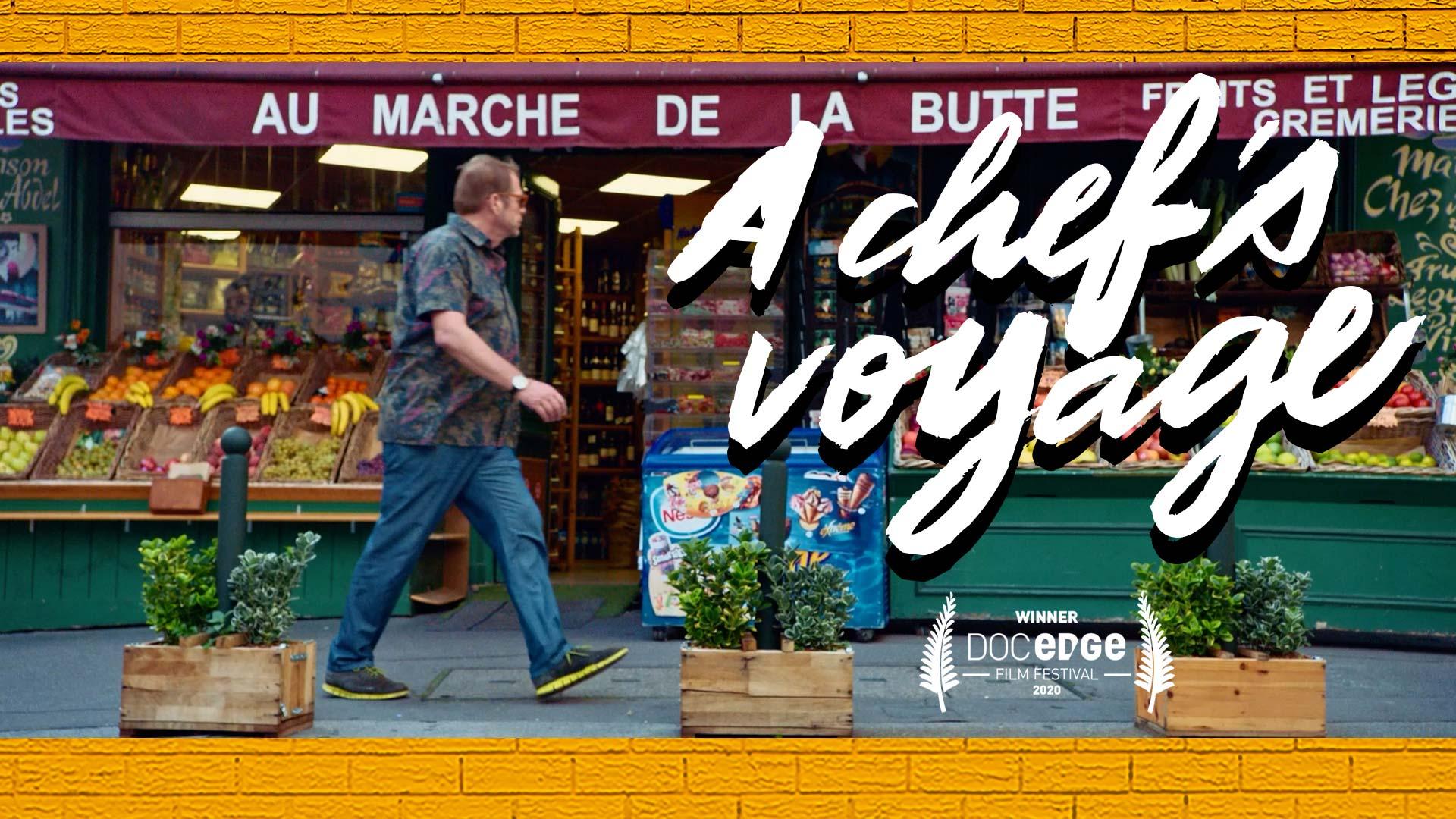 A Chef's Voyage - image