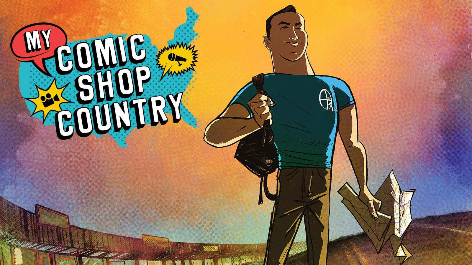 My Comic Shop Country - image