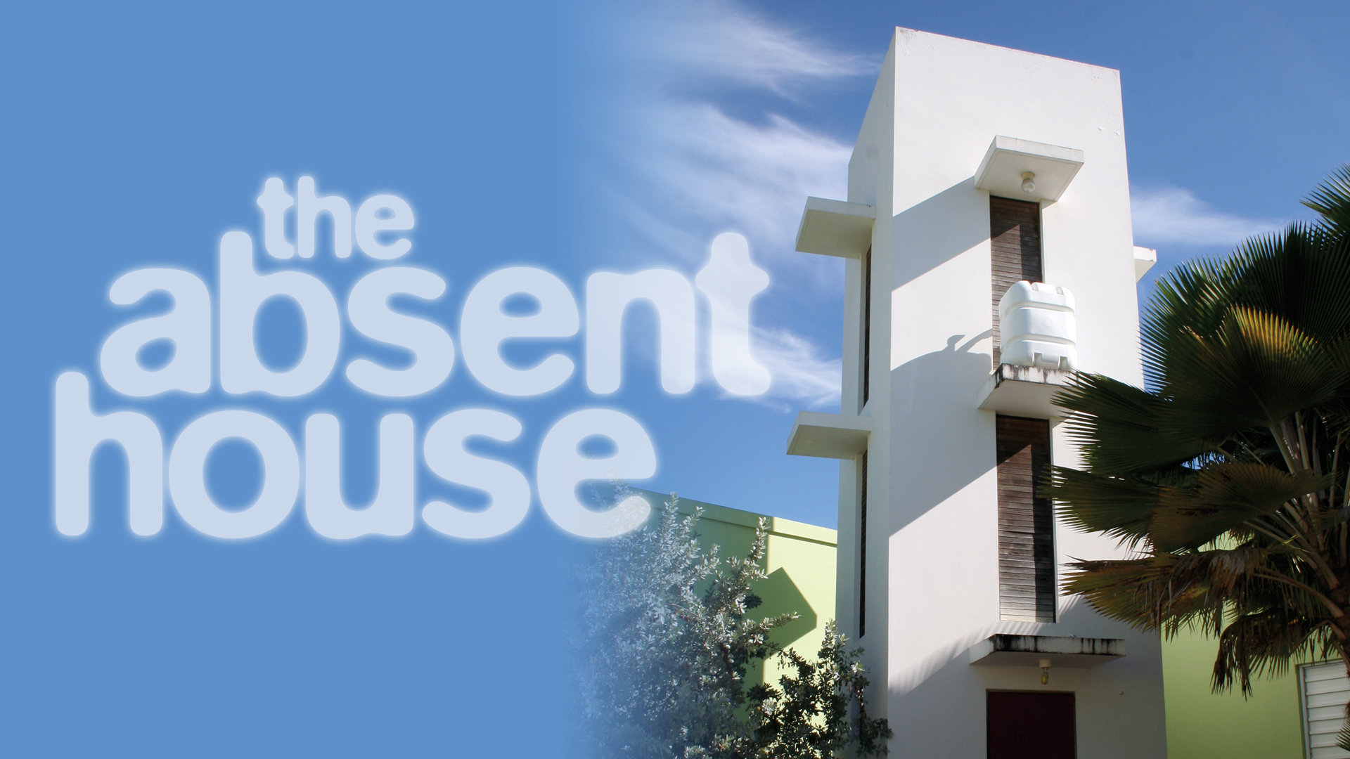 The Absent House - image