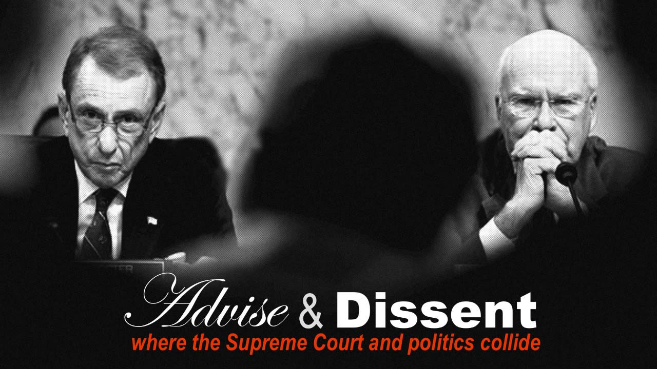 Advise & Dissent: Where the Supreme Court and Politics Collide - image