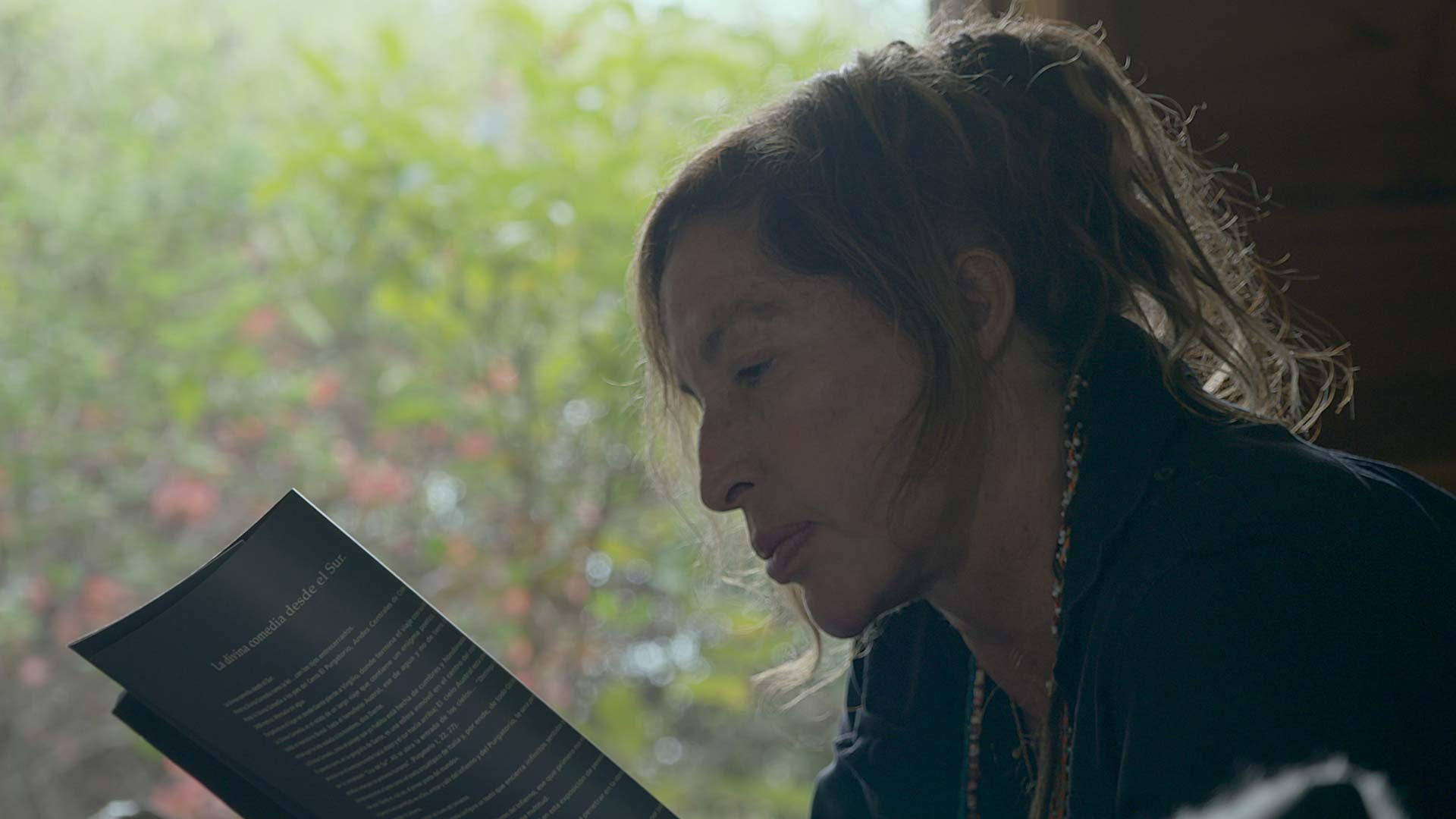 The Cordillera of Dreams Extra - Interview with Angela Leible - image