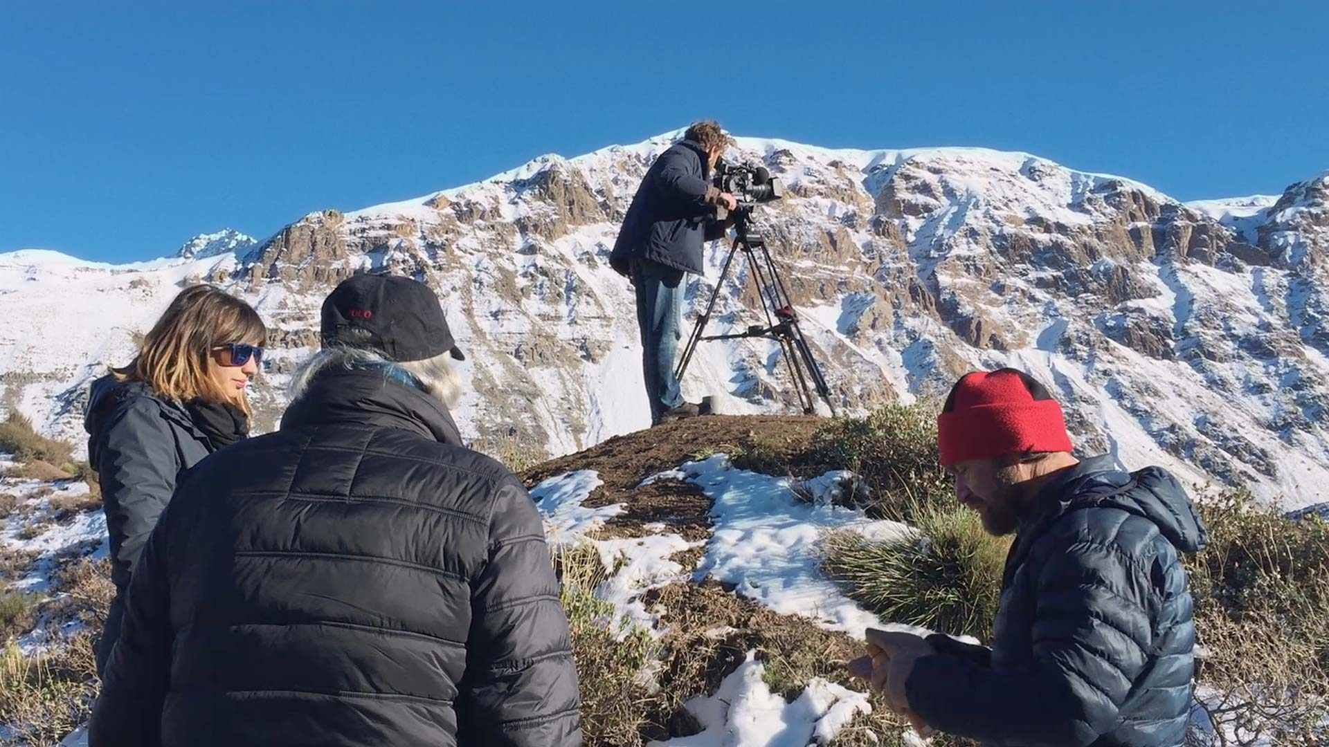 The Cordillera of Dreams Extra - The Making of the Film - image