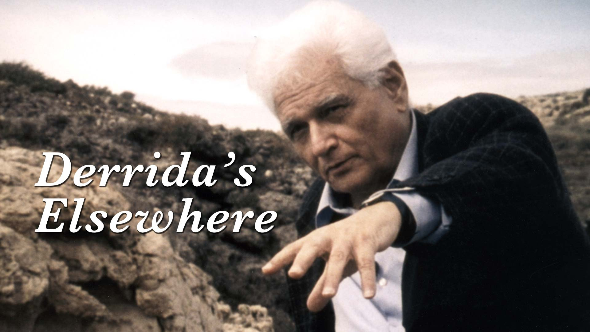 Derrida's Elsewhere - image