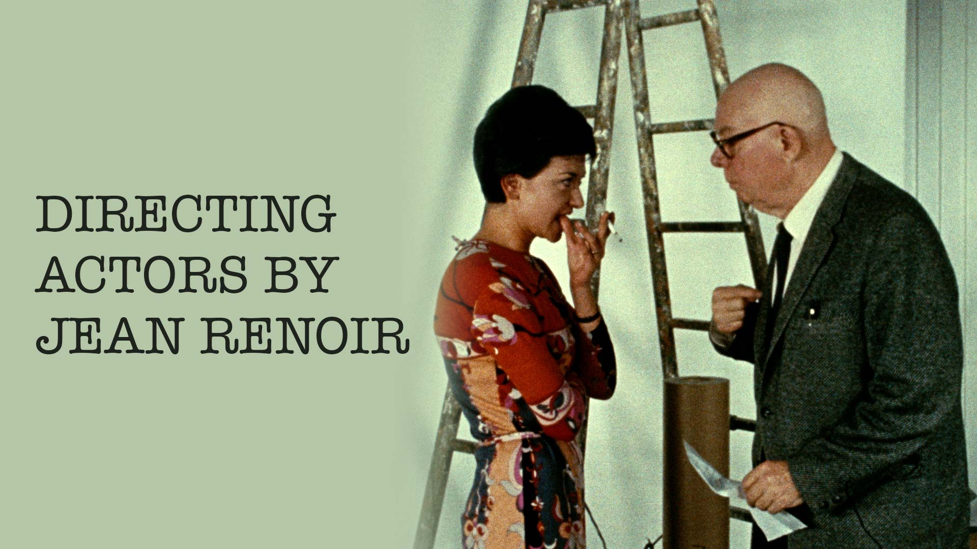 Directing Actors by Jean Renoir - image