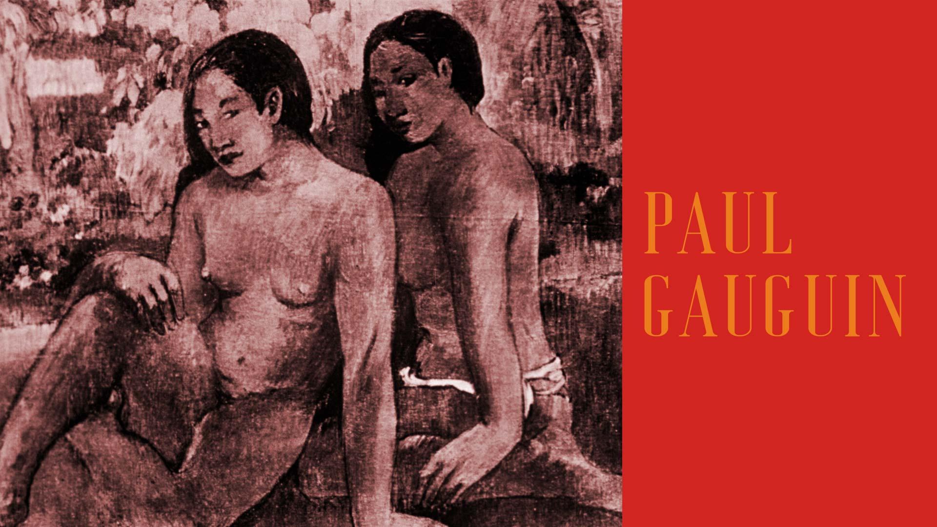 Paul Gauguin - image