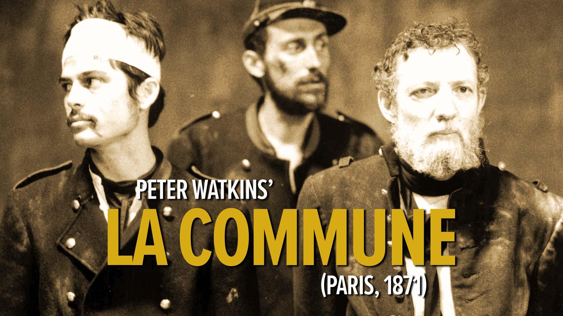 La Commune (Paris 1871) (Theatrical Version) - image