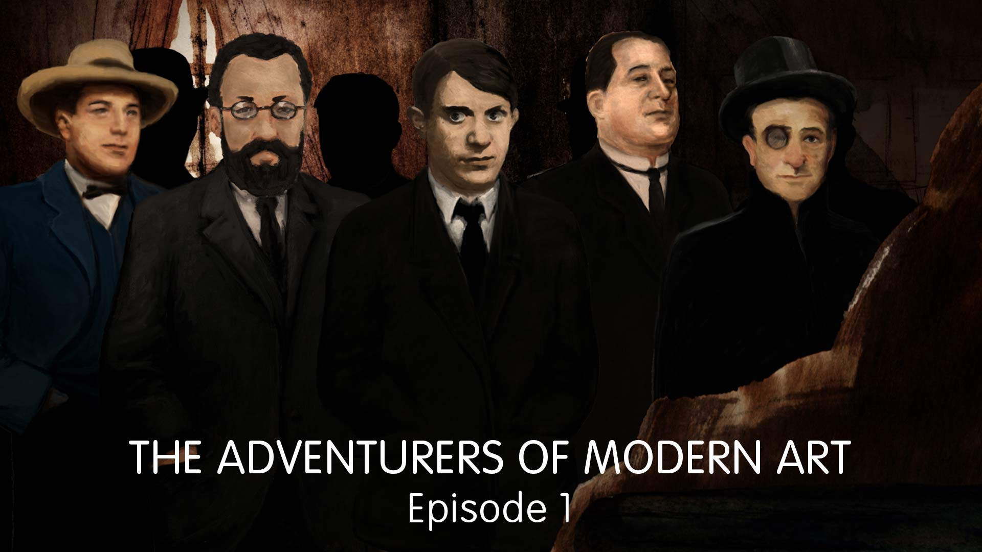 The Adventurers of Modern Art - Ep 1 - image