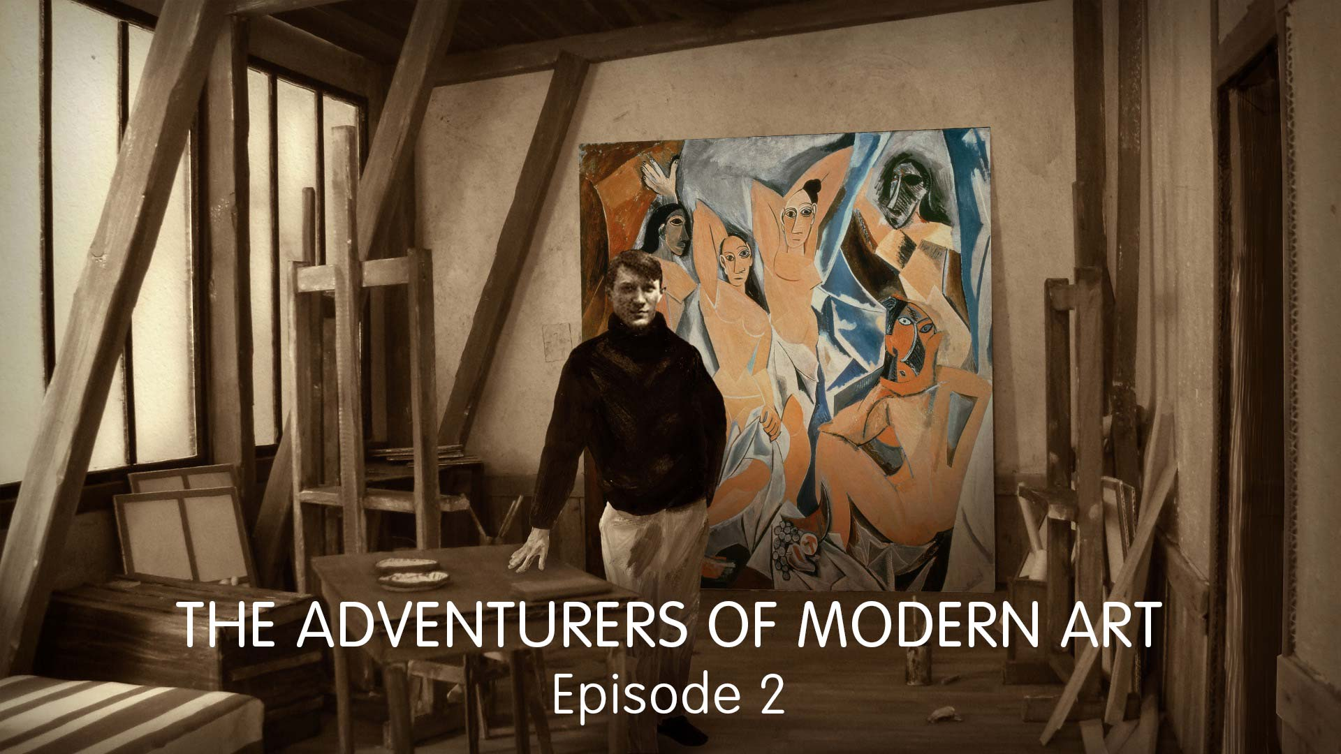 The Adventurers of Modern Art - Ep 2 - image