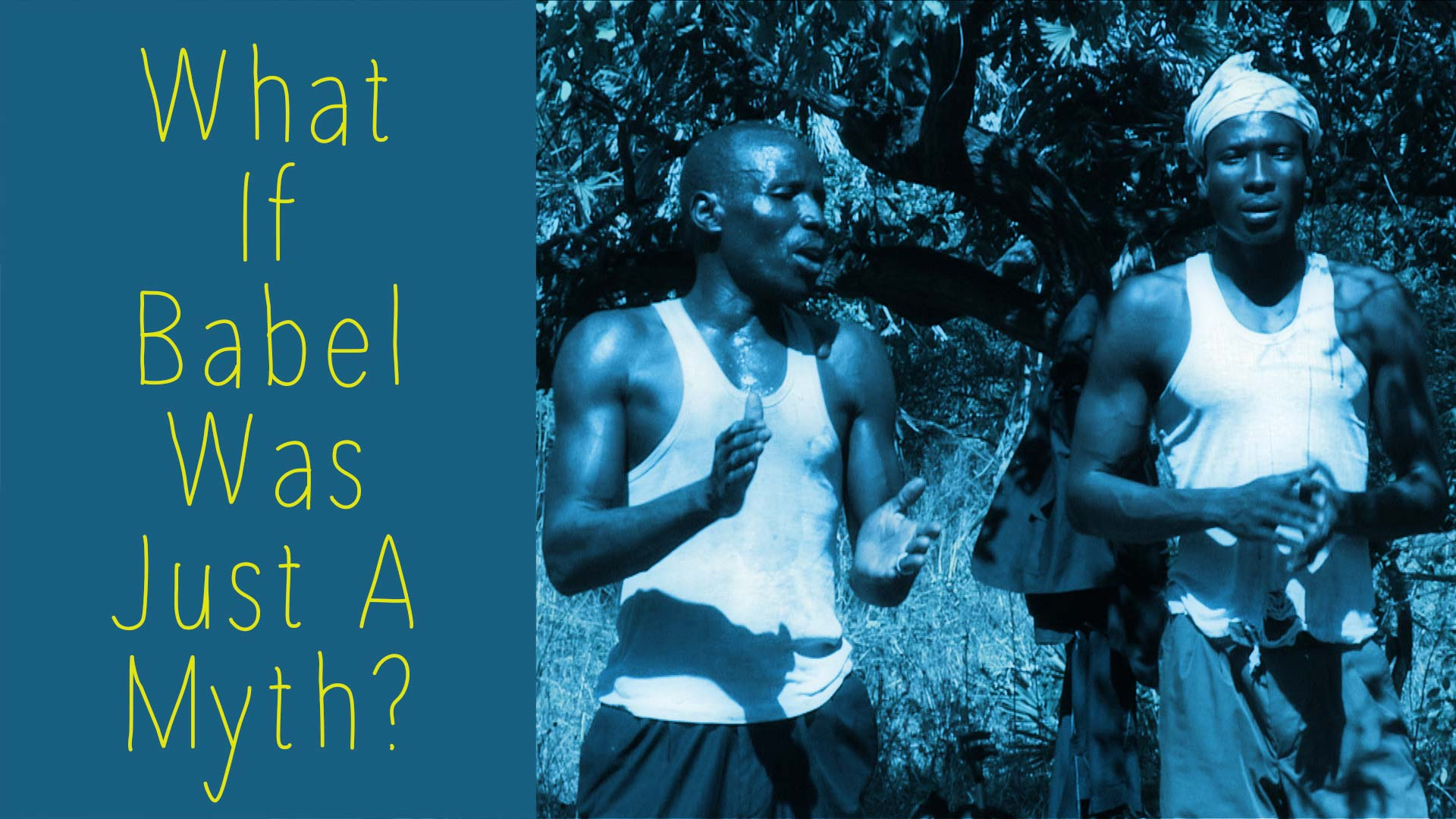 What If Babel Was Just a Myth? - image