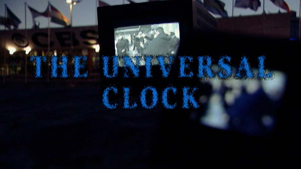 The Universal Clock - image