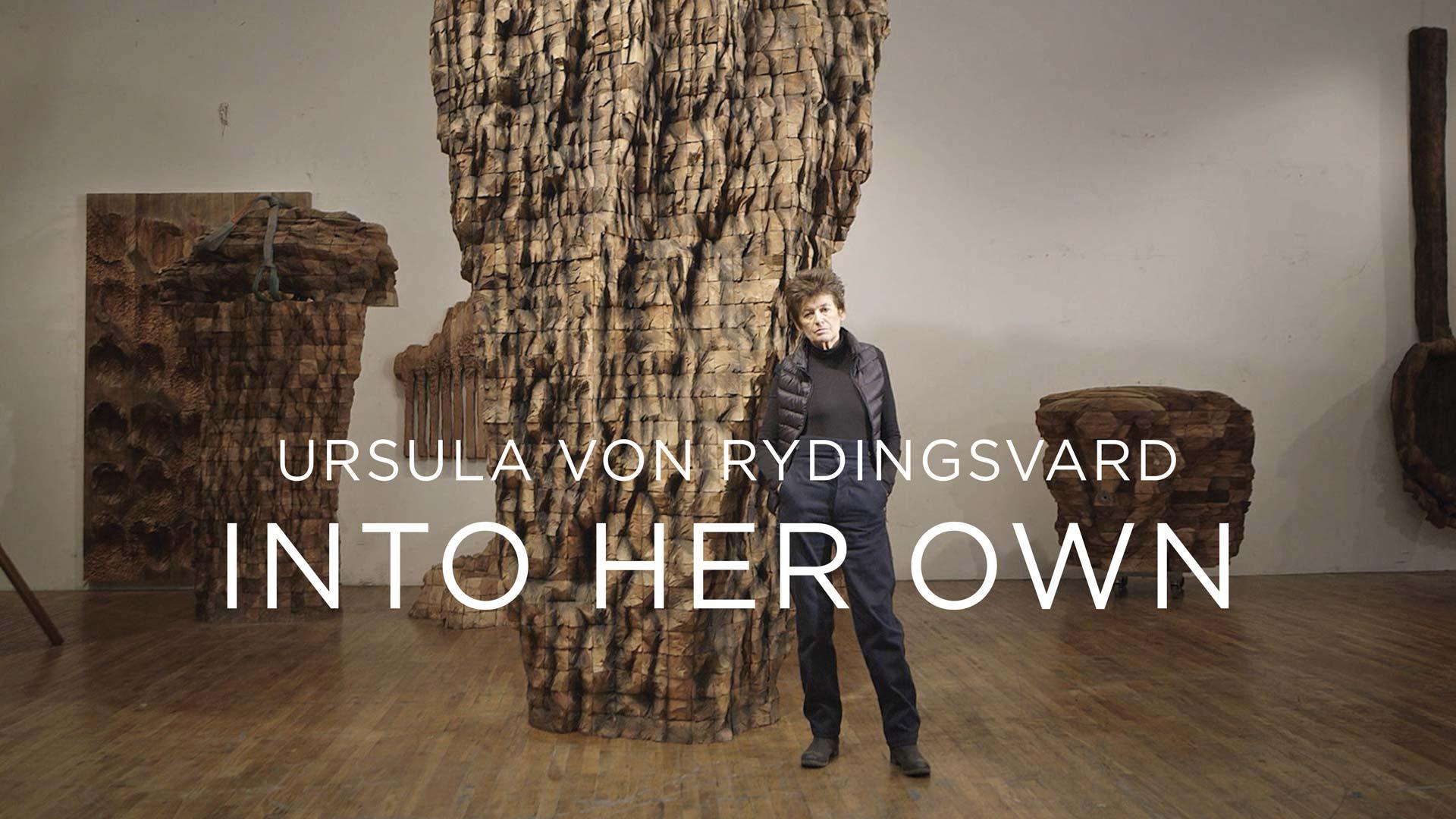 Ursula von Rydingsvard: Into Her Own - image