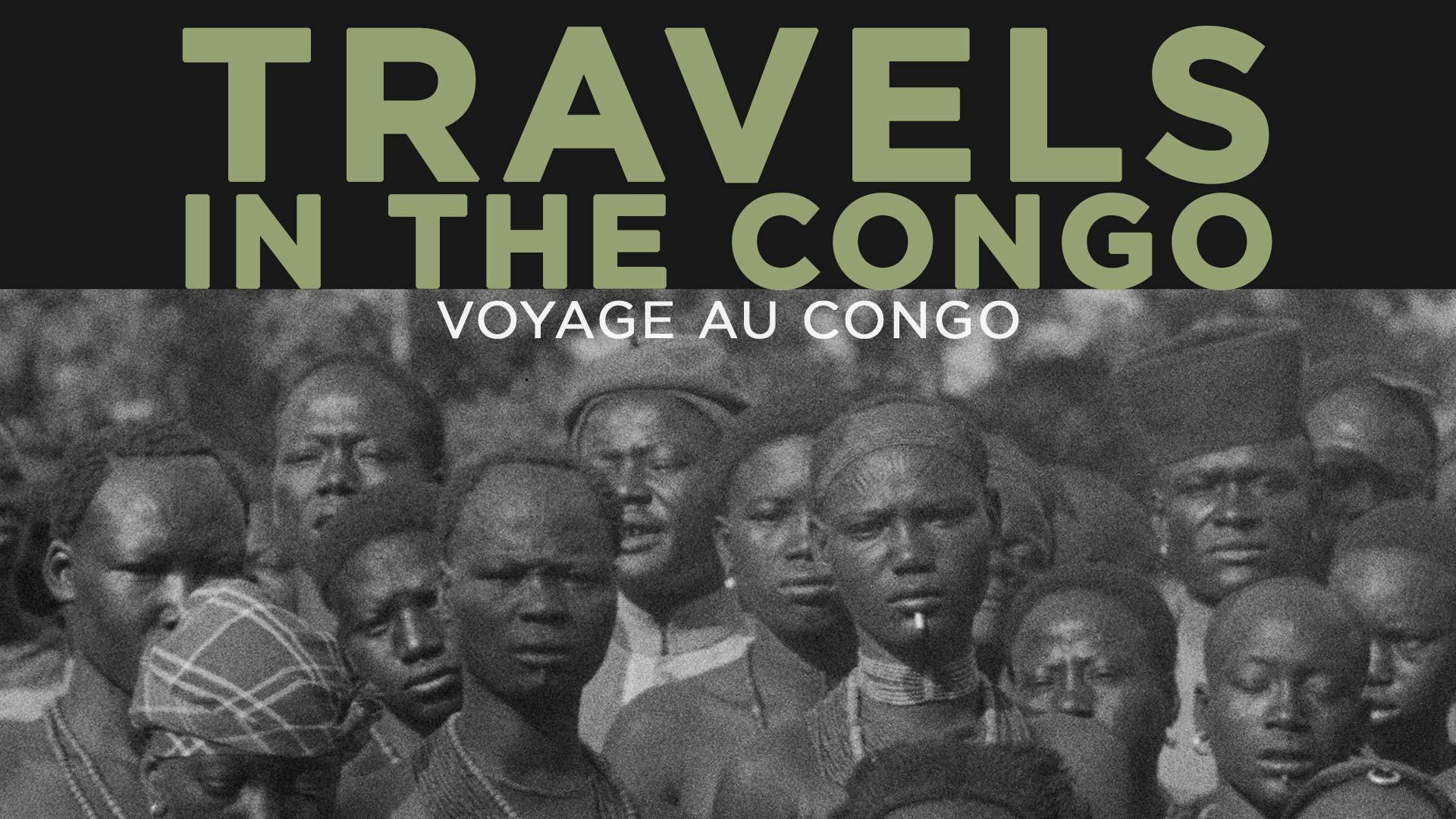 Travels in the Congo (Voyage au Congo) - image