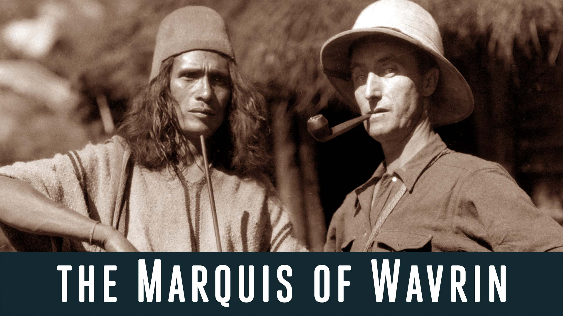 The Marquis of Wavrin - image