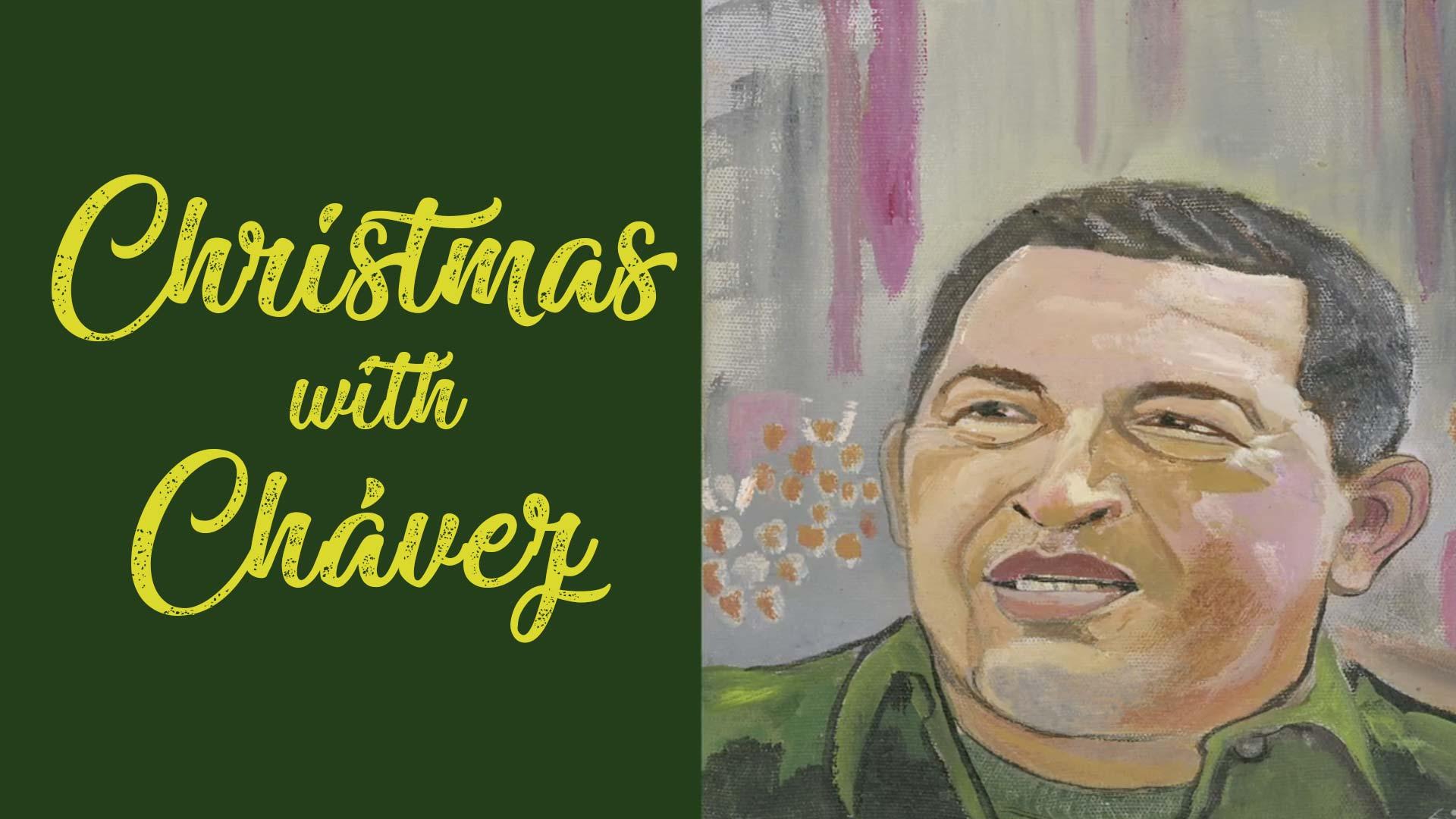 Christmas with Chávez - image