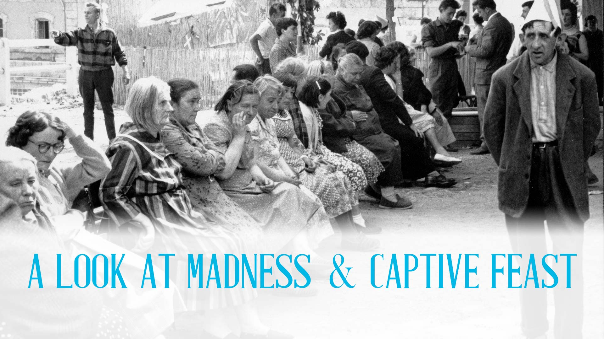 A Look at Madness / Captive Feast - image