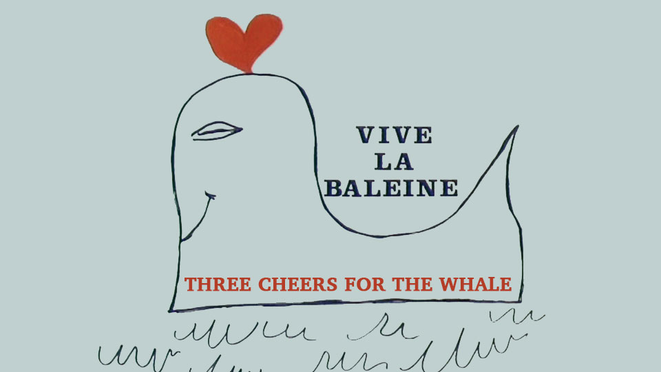 Three Cheers for the Whale - image