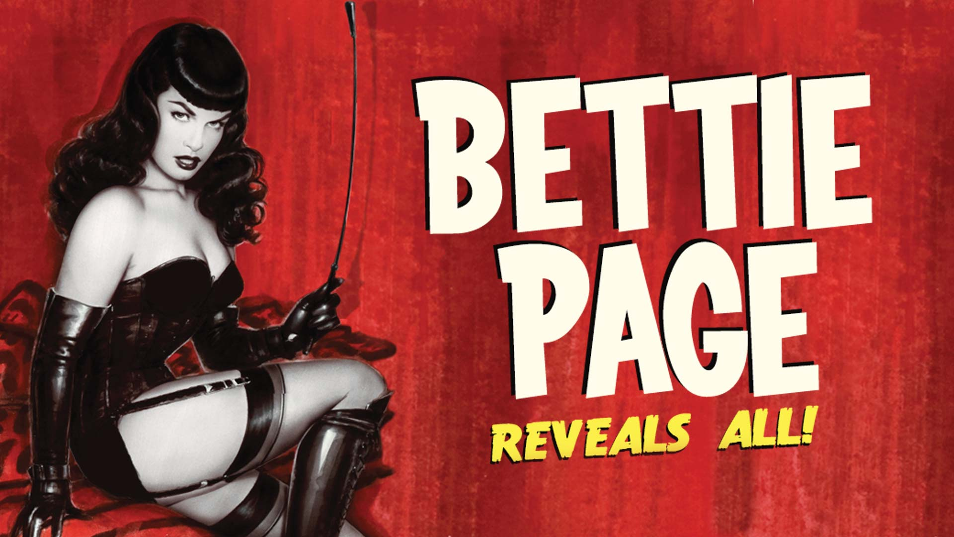 Bettie Page Reveals All - image