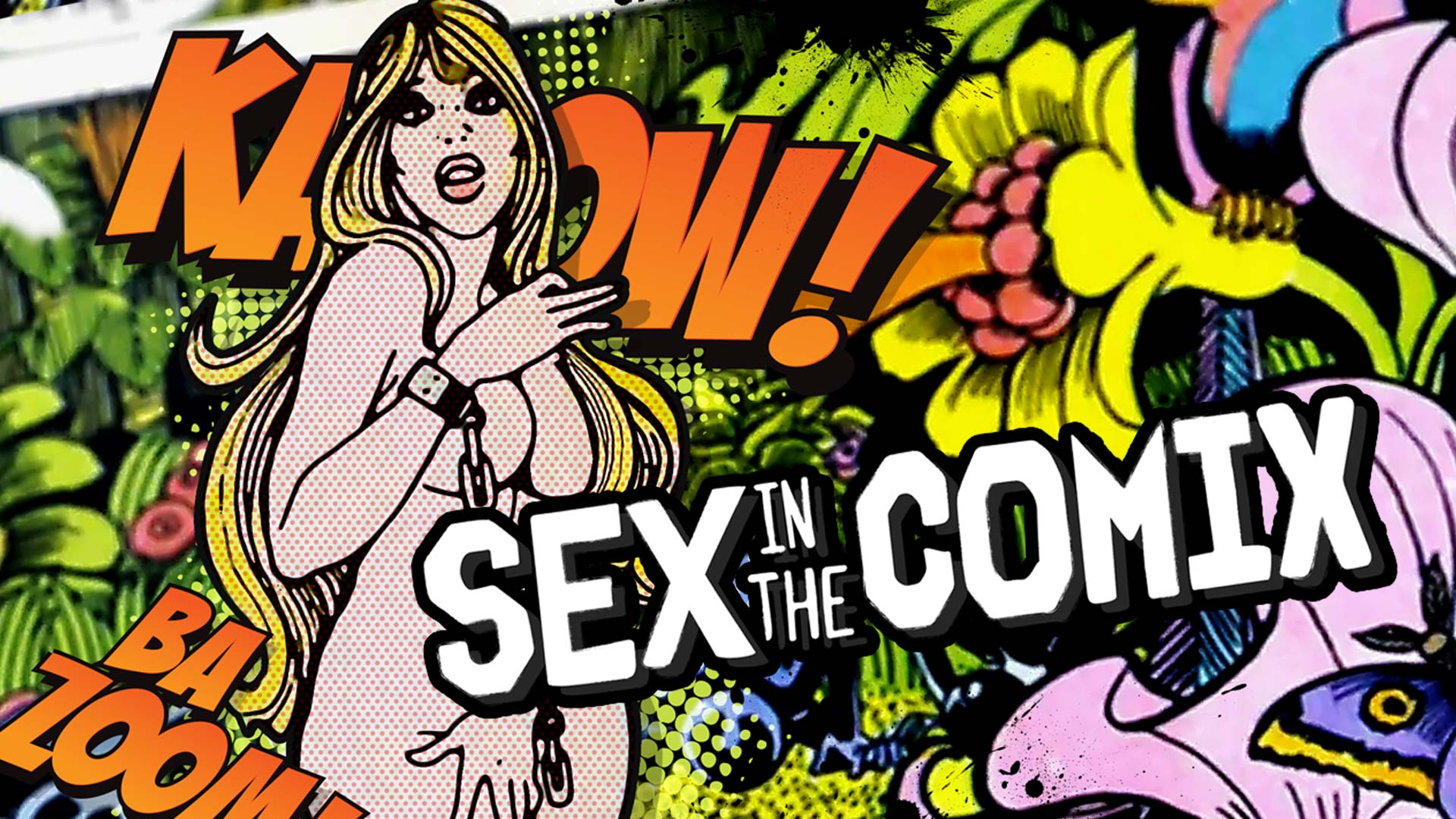 Sex in the Comix - image