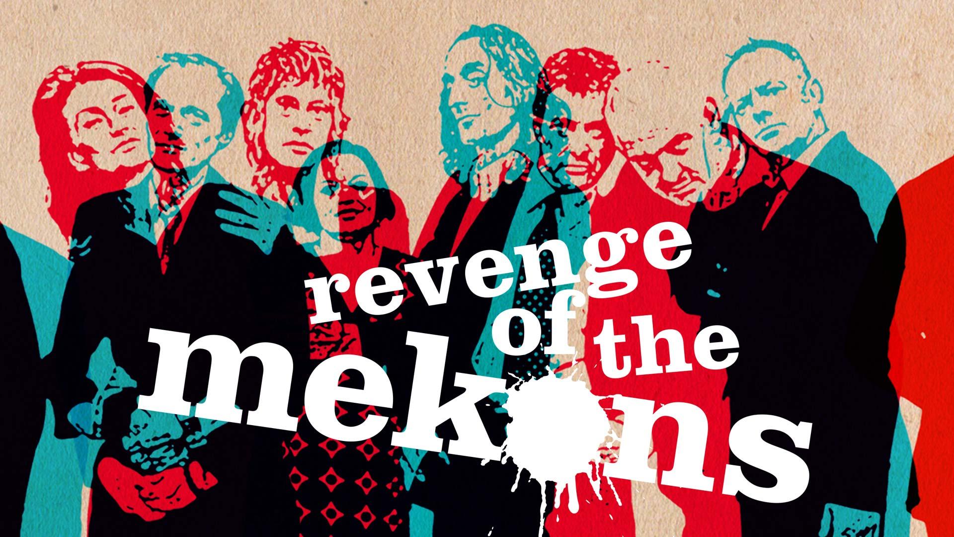 Revenge of the Mekons - image
