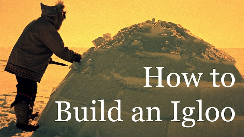 How to Build an Igloo - image
