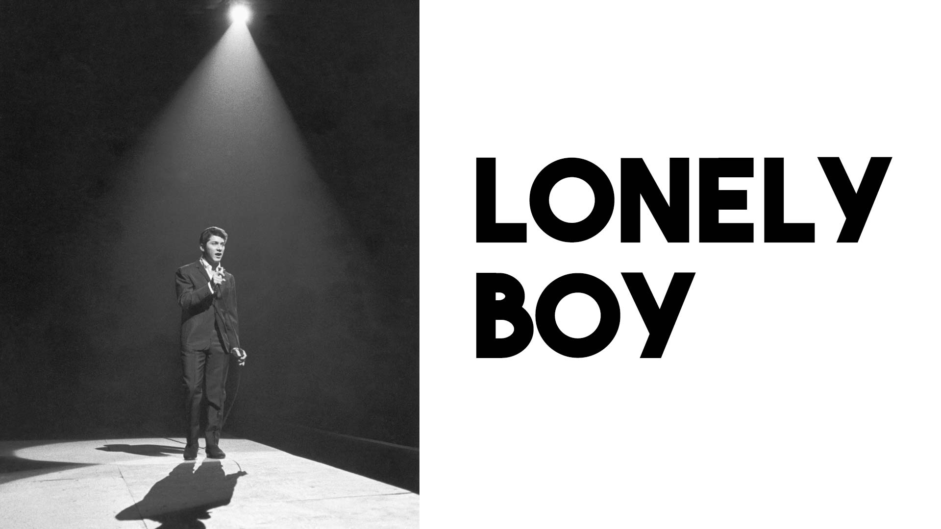 Lonely Boy - image