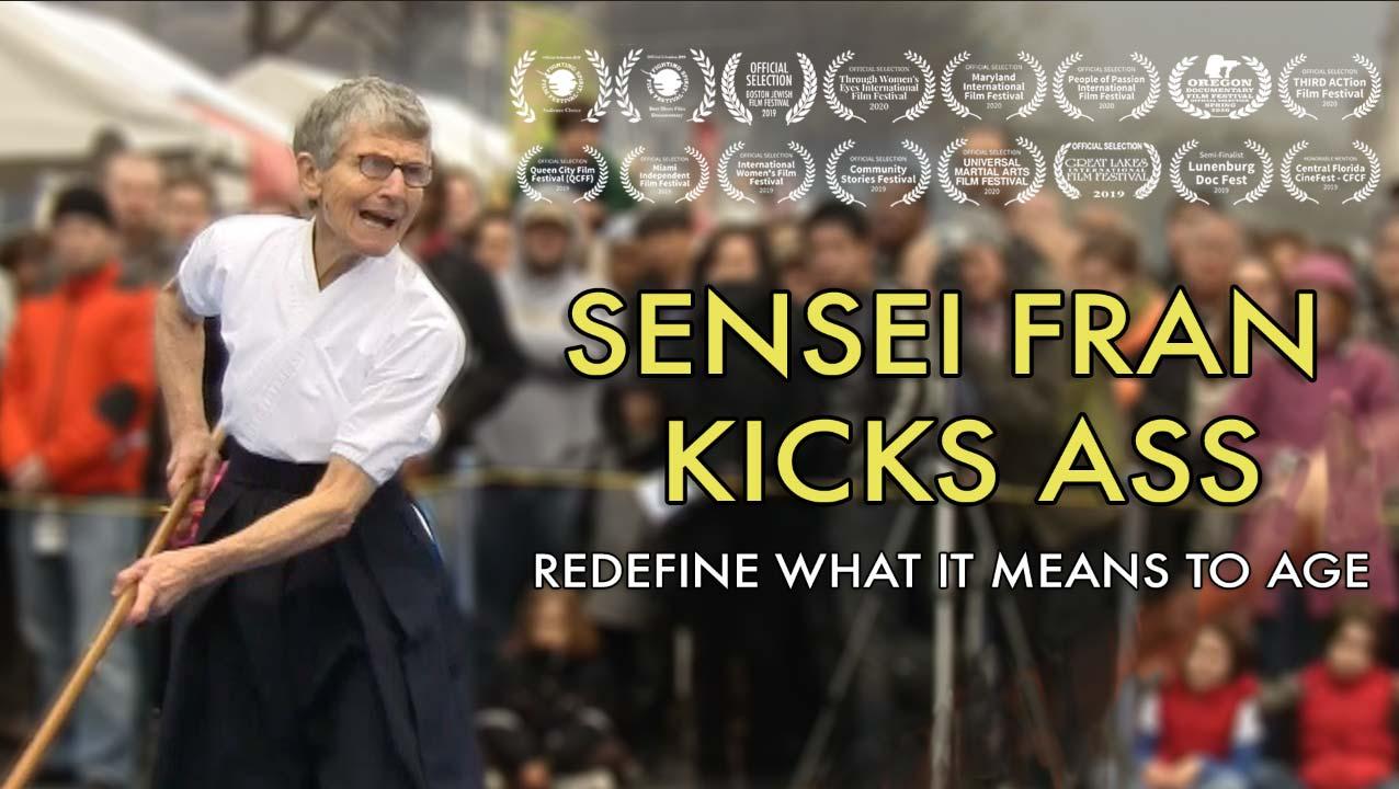 Sensei Fran Kicks Ass - image