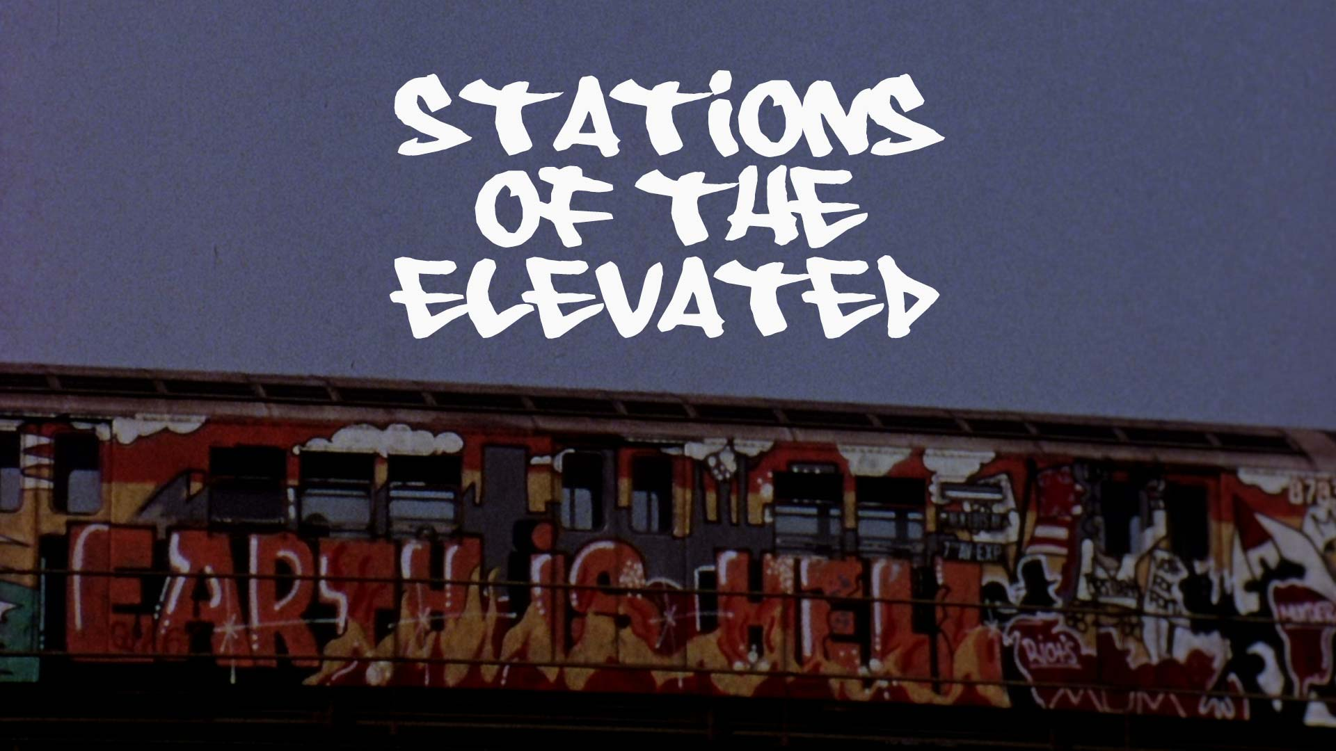 Stations of the Elevated - image
