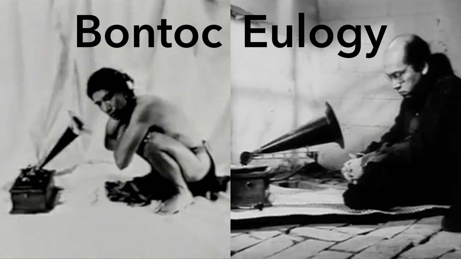 Bontoc Eulogy - image