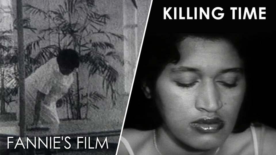 Killing Time/Fannie's Film - image